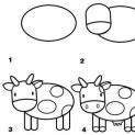 Hướng dẫn vẽ các con vật đơn giản