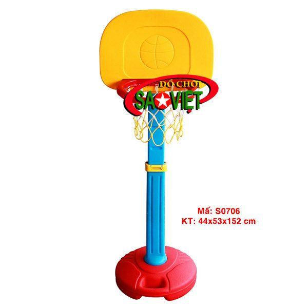 Cột bóng rổ nhập khẩu