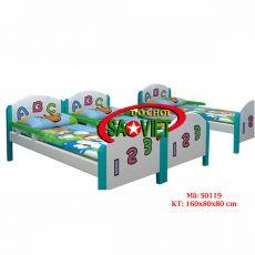 Giường phòng y tế mầm non