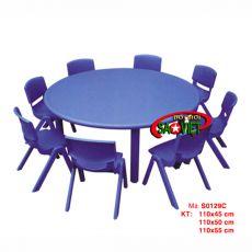 Bàn nhập khẩu 8 ghế