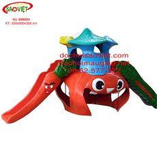 Bộ liên hoàn nấm và củ cải