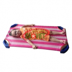 Giường Ngủ Mầm Non Màu Hồng