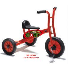 Xe đạp 3 bánh màu đỏ